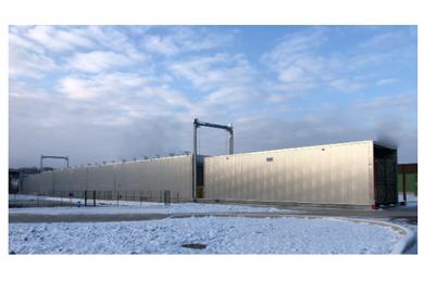 Project Bois Factory BF70 – progressive kiln FLOW