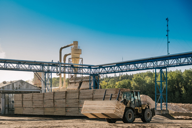 Eacom's Elk Lake Sawmill To Get New Continuous Dry Kiln