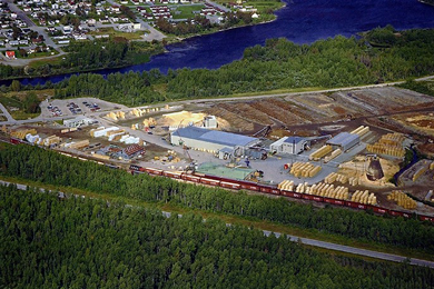 Resolute Forest Products invests $50 million in its sawmills