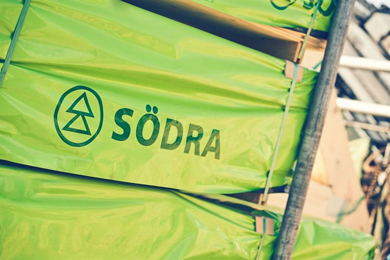 Södra's green investment continues – with switch to recycled material in packaging