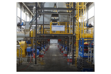 PRODESA, to start commissioning the pelleting extension for Enviva pellet plant