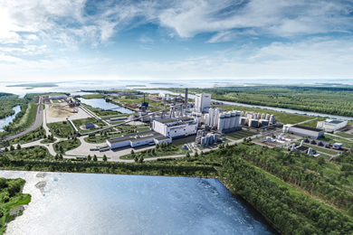 Metsä Fibre& Lehto sign an agreement to build an ecological operating office for the Kemi bioproduct mill
