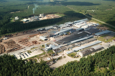 Rettenmeier Invests in Growth, Resource Efficiency and new jobs in The Baltic States.